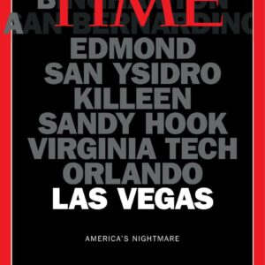 Time USA – 16 October 2017