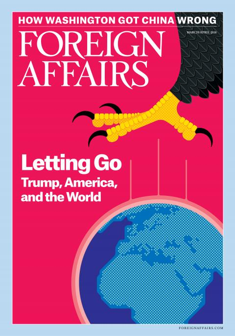 Foreign Affairs – 2018 March & April